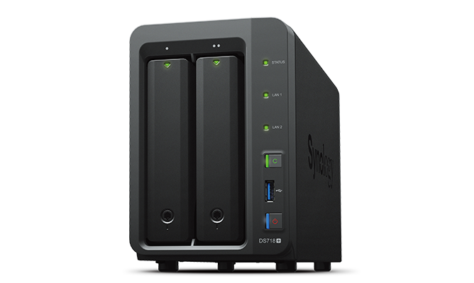Synology DiskStation DS718+ Business